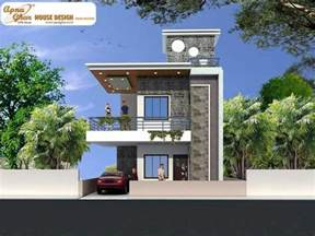 home design gallery sunnyvale indian duplex house elevation designs home and house