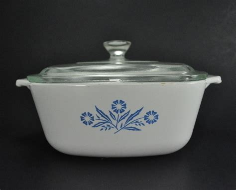 Does Quiktrip Sell Gift Cards - corning ware blue cornflower 1 5 qt casserole pyrex lid corning ware corelle