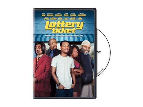 lottery ticket dvdwsntsc bow wow ice cube mike epps