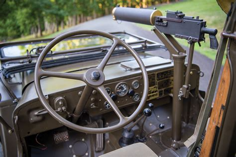 willys army jeep 1951 willys m38 jeep