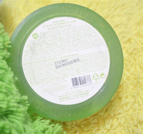 Harga Nature Republic Murah Tapi Asli favourite moisturizer nature republic aloe vera soothing