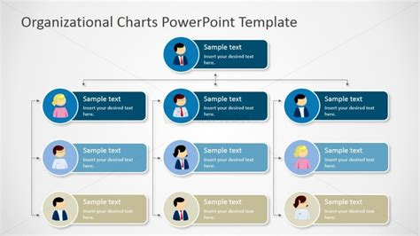 10 Amazing Powerpoint Templates Diagrams For Presentations In 2016 Organization Hierarchy Chart Template