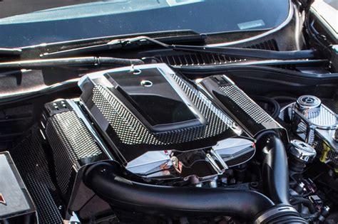 Cadillac Xlr V Engine by Cadillac Xlr V 2004 2009 Perforated Air Covers