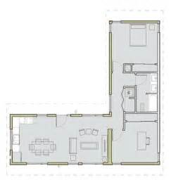 L Shaped Open Floor Plan by L Shape Plan For The Home Pinterest