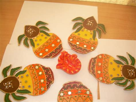 Diwali Handmade Decorative Items - diwali items in bijnor uttar pradesh india shubhangi
