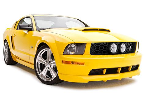 Piece D Auto Mustang by 3d Carbon 4 Piece Mustang Body Kit 05 09 Gt 023 691026