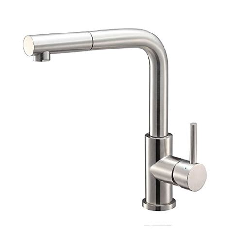 Klem Selang Hose Cl 7 8 With Handle Winn Gas richwealth stainless steel kitchen faucet with single handle pull sprayer kitchen faucet