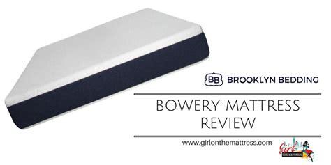brooklyn bedding review brooklyn bedding bowery mattress review a budget mattress