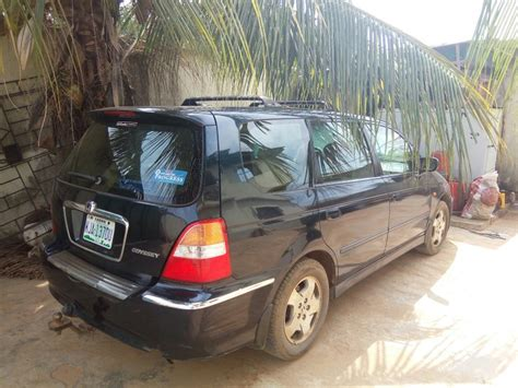 2001 honda odyssey for sale by owner 6months registered 2001 honda odyssey padded for sale by