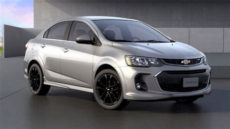 2019 Chevy Sonic by 2019 Chevy Sonic Gets 1 4 Liter Turbo Engine On All Trims