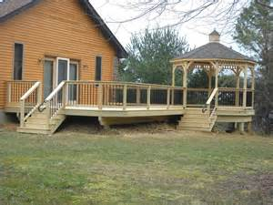 Waterproof Gazebo For Decking by Decks Deck Builder In Lancaster Pa Chester County