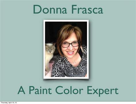looking for a paint color consultant