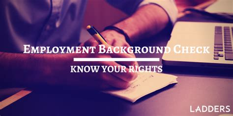 Nordstrom Background Check Employment Background Checks Your Rights Ladders Business News Career Advice