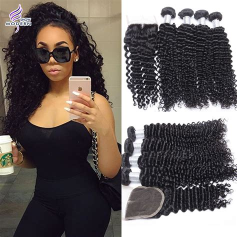 aliexpress malaysia aliexpress com buy 7a malaysian deep wave human hair