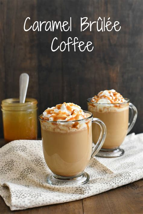 Coffee Caramel Powder Drink 1 caramel coffee recipe caramel br 251 l 233 e foxes lemons