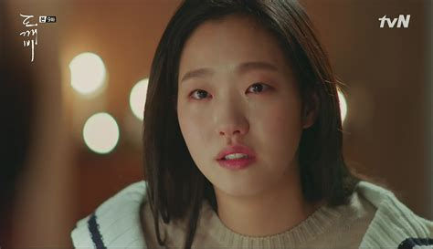korean actress goblin the lonely shining goblin episode 9 187 dramabeans korean