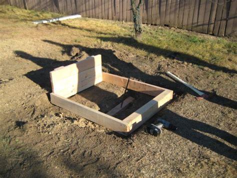 how to build a horseshoe pit ninehats