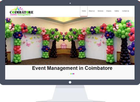 Mba In Event Management New York by Website Designing Portfolio Website Designs At Xcodefix