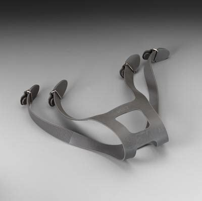 3m head harness (use with full facepieces 6700, 6800, 6900