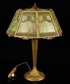 Table Lamps Uk Amazon Shades Of Brilliance A Vintage Lamp Primer