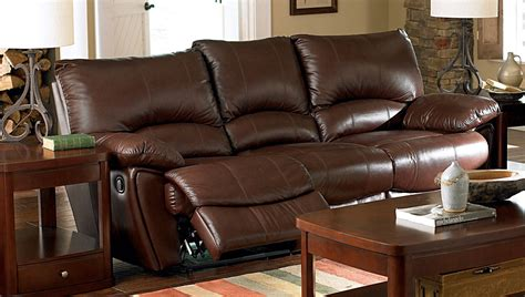 coaster reclining sofa coaster clifford power reclining sofa brown 600281p