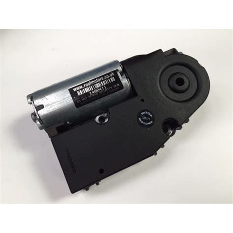 sunroof motor replacement vw eos sunroof motor replacement unit 2006 on