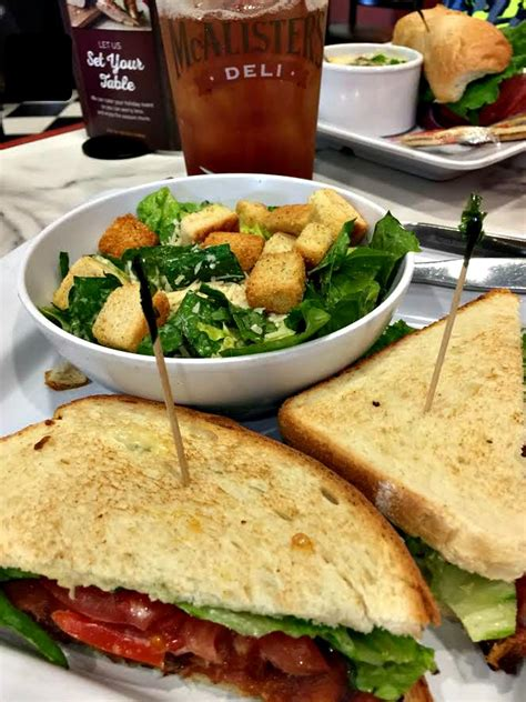 Mcalister S Deli Gift Card - top 5 reasons to eat at mcalister s deli giveaway finding debra