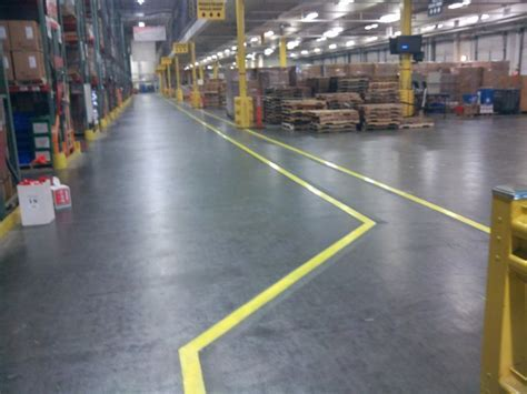 Industrial Epoxy Flooring Rhode Island & Massachusetts