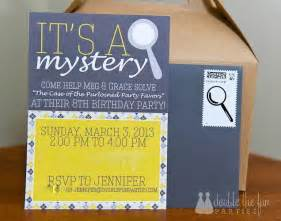 my nancy drew mystery 8th birthday
