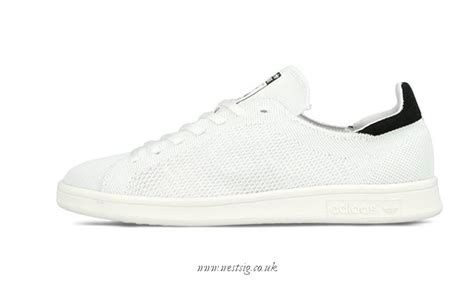 Sepatu Casual Adidas Stansmith Skateboard Sneaker 40 44 new mens adidas originals stan smith primeknit nm skate shoes neo white black white