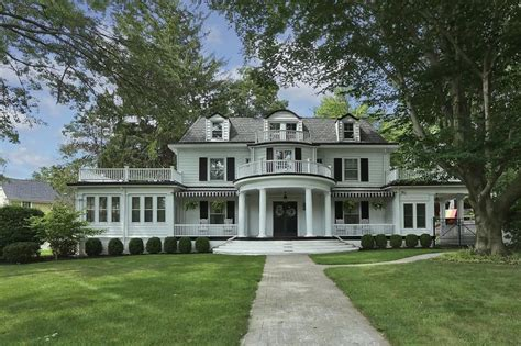 center hall colonial revival home inspired pinterest premier white beeches country club location stunning 7 br