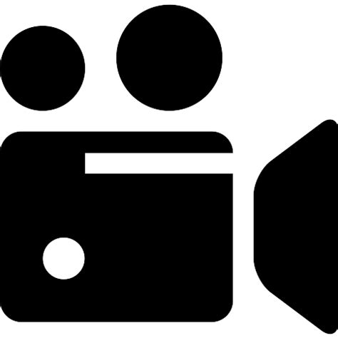 video camera free interface icons