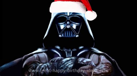 imagenes feliz navidad star wars vader s christmas greetings ho ho ho youtube