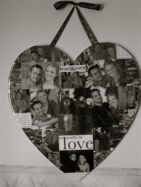i have made a collage for my best friend with her husband