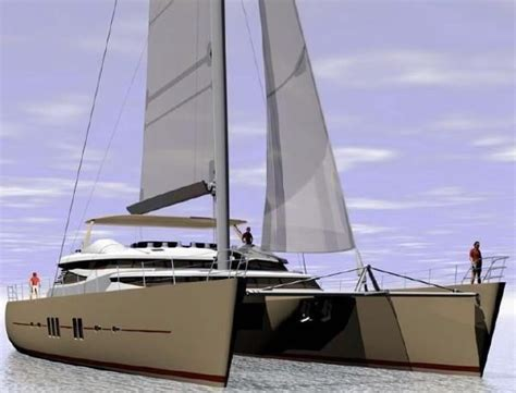 catamaran unfinished project 2017 bimini 110 catamaran sail new and used boats for sale