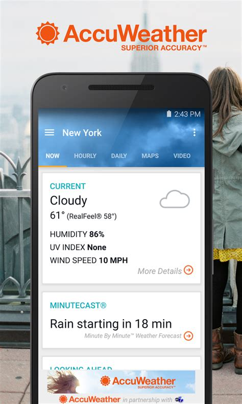 accuweather android app accuweather android app uplabs
