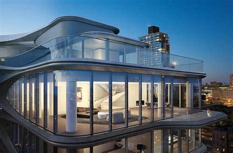 zaha hadid designed penthouse along the high line lists at