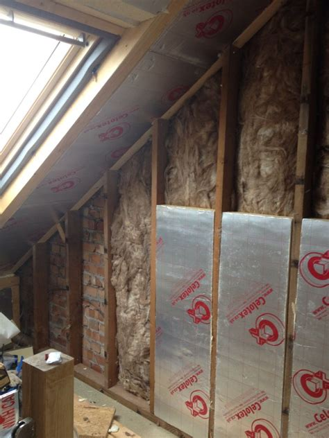 insulation time mm  loft conversion