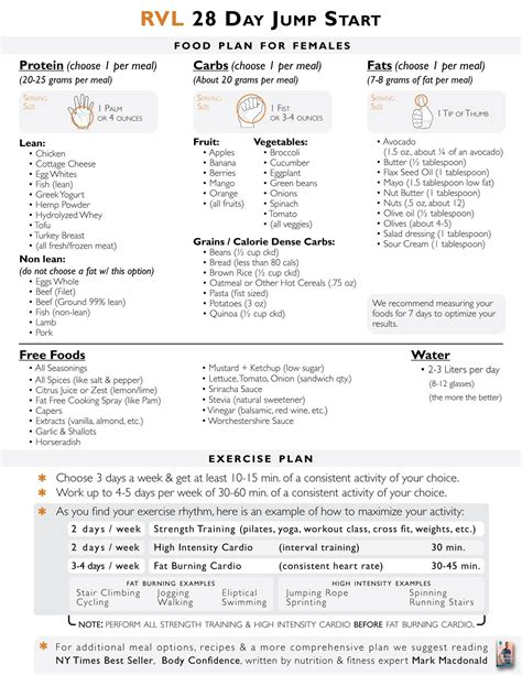 Fit Guide Detox Pdf fit guide 28 day challenge pdf search