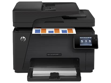 Printer Hp M177fw hp color laser pro mfp printer m177fw cz165a bgj hp