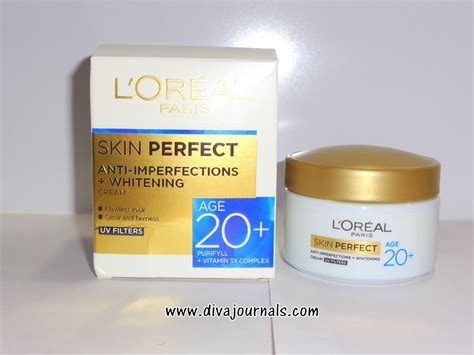 Loreal Whitening l oreal skin anti imperfections whitening