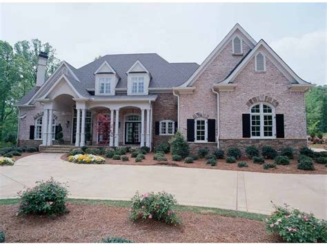 french country home plans eplans french country house plan splendid stone exterior 5845 square feet and 4 bedrooms