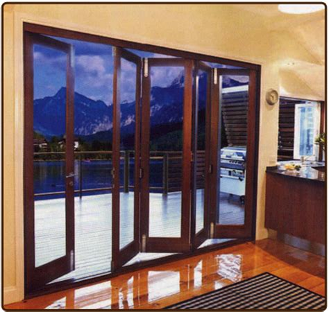 accordion glass patio doors seattle wa lindal patio doors and bifold accordian doors