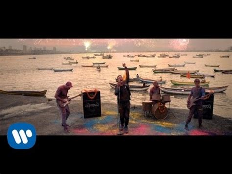 coldplay youtube coldplay hymn for the weekend official video you