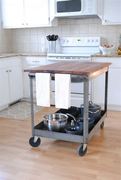 industrial kitchen islands industrial kitchen island vintage industrial butcher
