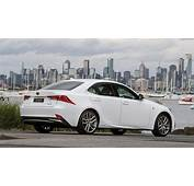 Lexus IS300h 2016 Review Snapshot  CarsGuide