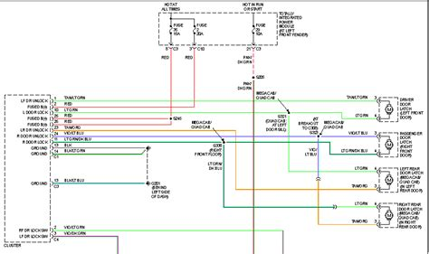 wiring diagram color key efcaviation