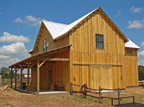 barn and house combo combination barn home with open porch 12