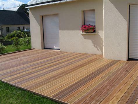 terrasse yves yves deneyer menuiserie bois terrasse jardin