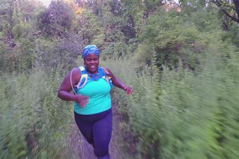 big running running challenges stereotypes at a time nbc news